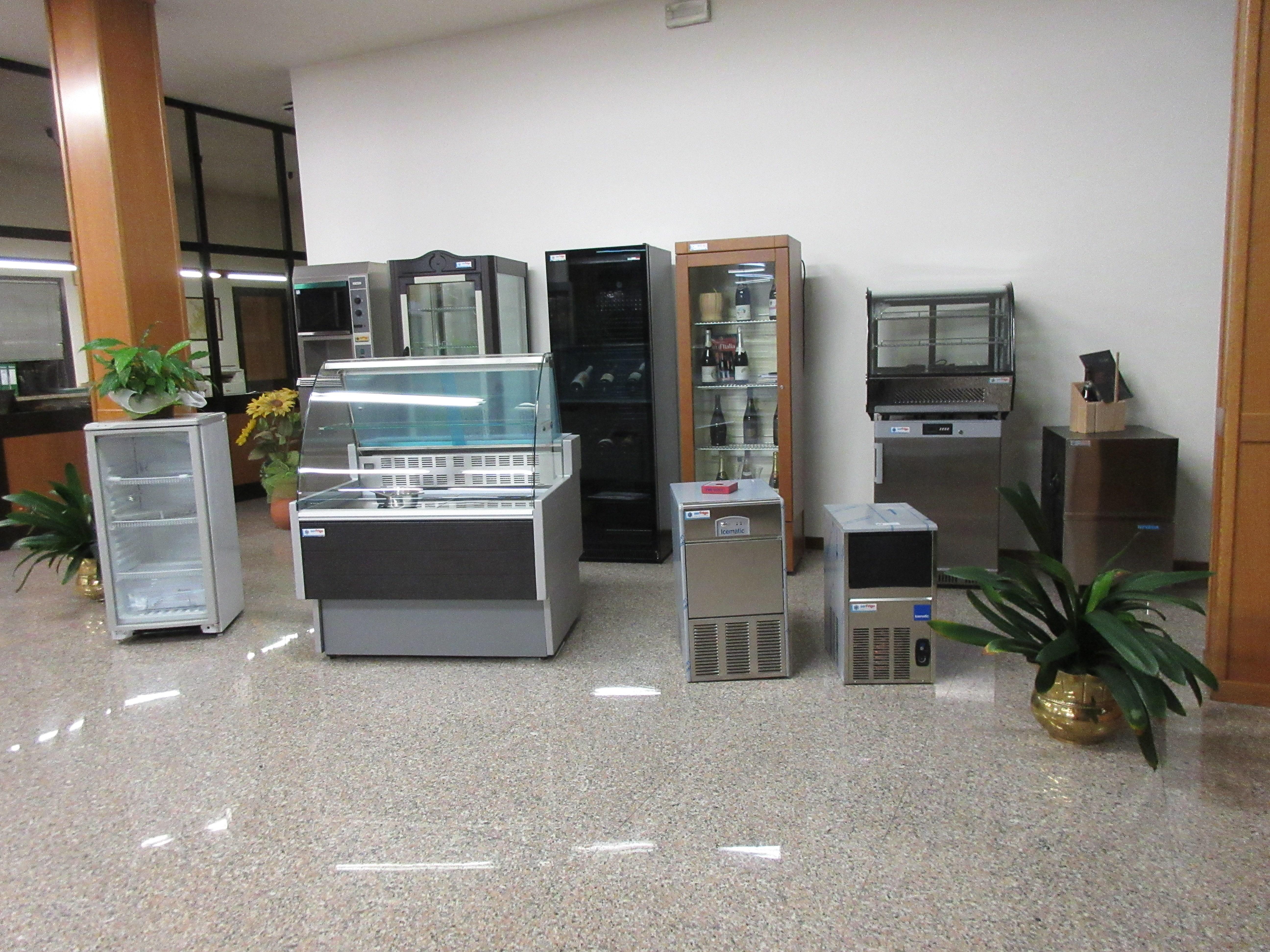 Armadi frigo ed abbattitori e produttori di ghiaccio 7 for Produttori armadi